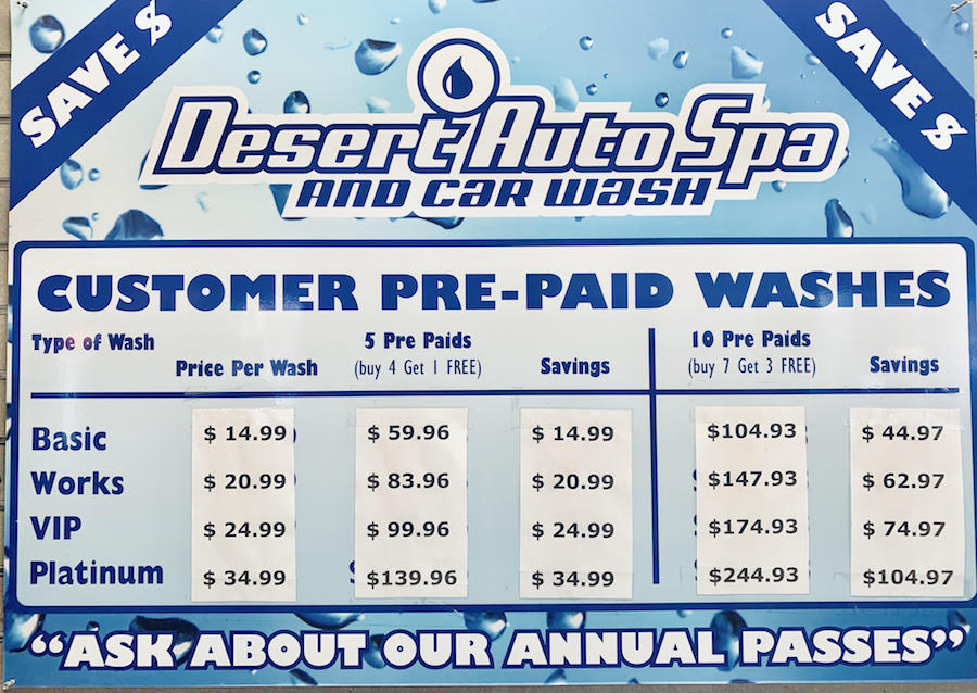 Car Wash Deals >> Auto Spa And Car Wash Deals And Coupons In Scottsdale